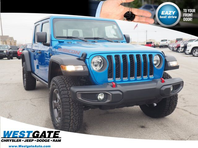 2020 Jeep Gladiator RUBICON 4X4 Plainfield IN
