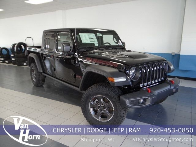 2020 Jeep Gladiator RUBICON 4X4 Plymouth WI