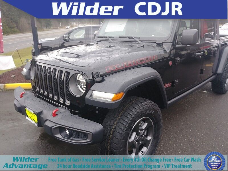 2020 Jeep Gladiator RUBICON 4X4 Port Angeles WA