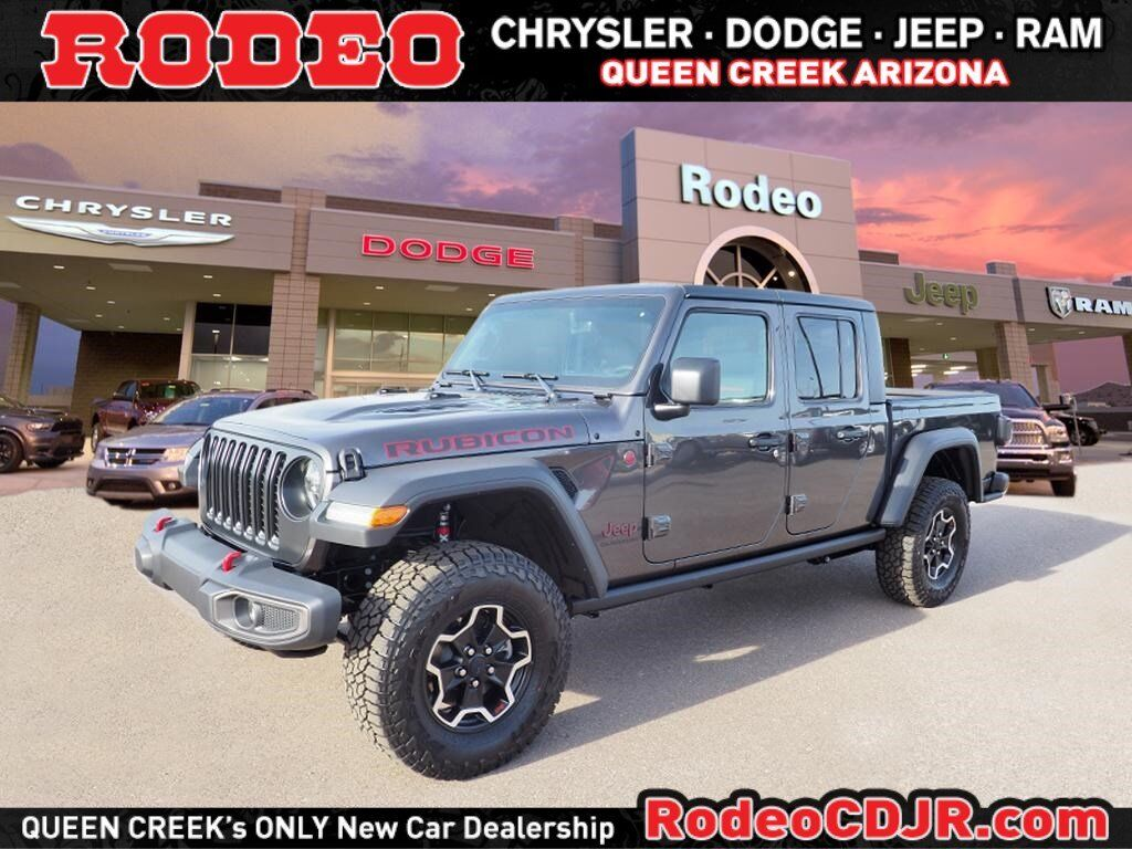2020 Jeep Gladiator RUBICON 4X4 Queen Creek AZ