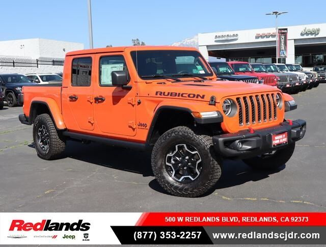 2020 Jeep Gladiator RUBICON 4X4 Redlands CA