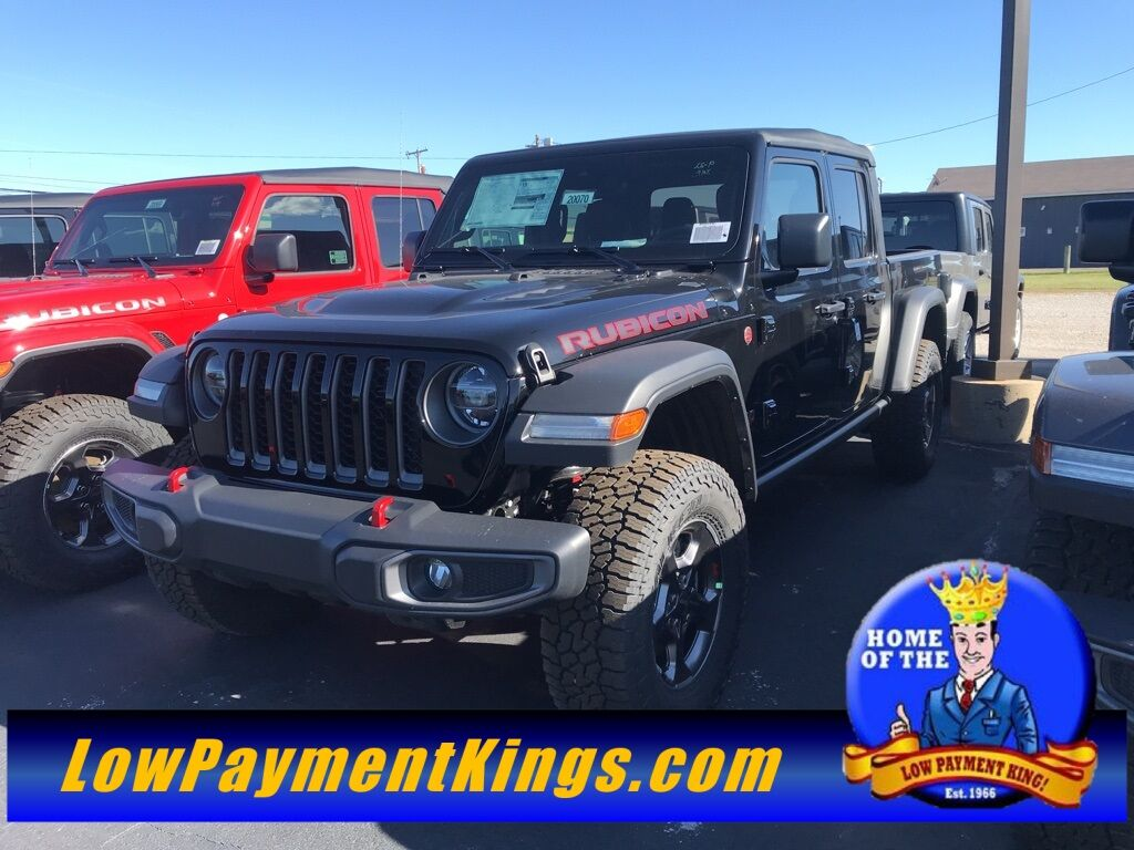 2020 Jeep Gladiator RUBICON 4X4 Shelby OH