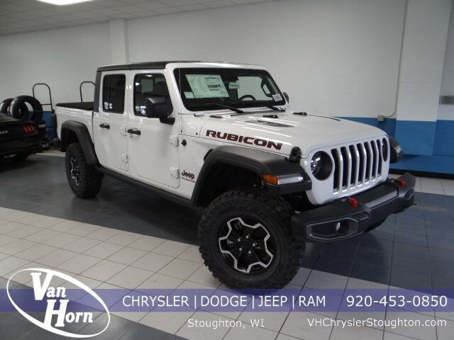 2020 Jeep Gladiator RUBICON 4X4 Stoughton WI