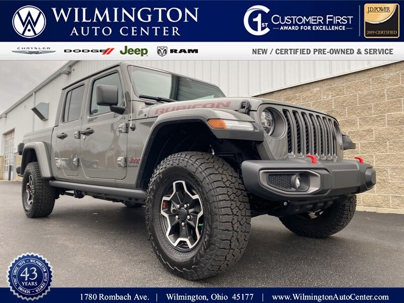 2020 Jeep Gladiator RUBICON 4X4 Wilmington OH