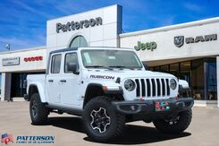 2020_Jeep_Gladiator_Rubicon_ Wichita Falls TX