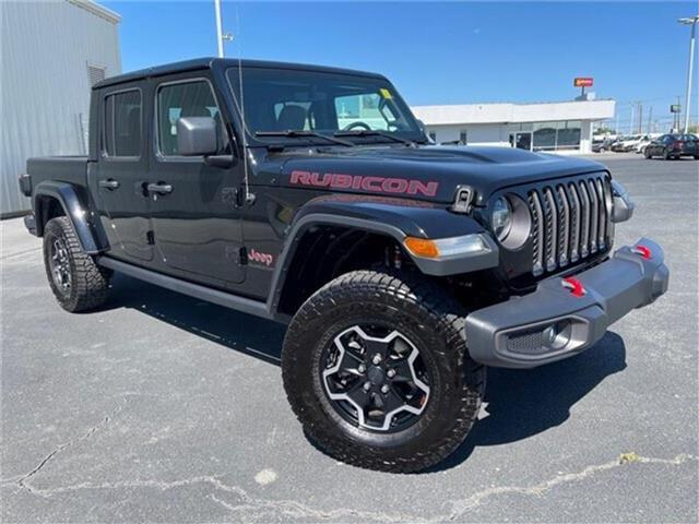2020 Jeep Gladiator Rubicon 4x4 Crew Cab Burlington NC