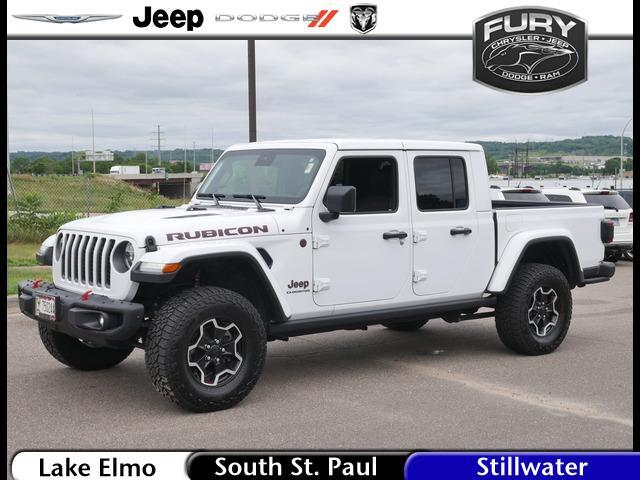 2020 Jeep Gladiator Rubicon 4x4 Lake Elmo MN