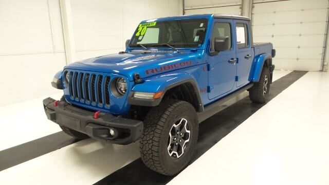 2020 Jeep Gladiator Rubicon 4x4 Topeka KS