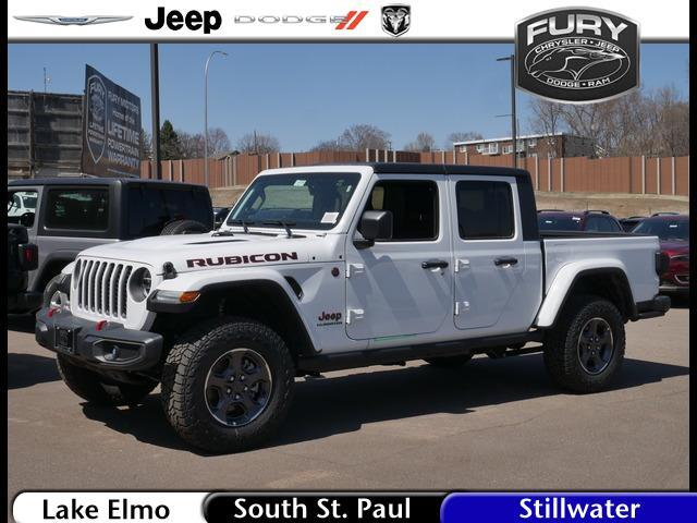 2020 Jeep Gladiator Rubicon 4x4 Stillwater MN