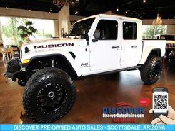 2020_Jeep_Gladiator_Rubicon 4x4 Pickup w/OUTLAW LIFT_ Scottsdale AZ