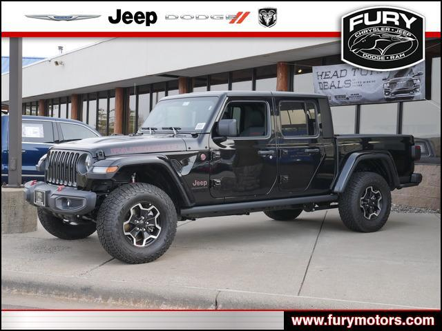 2020 Jeep Gladiator Rubicon 4x4 St. Paul MN