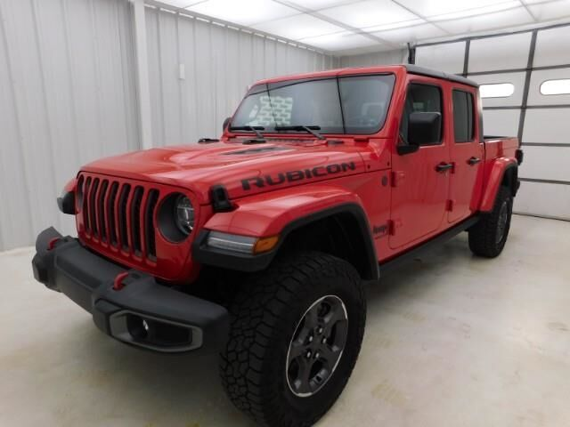 2020 Jeep Gladiator Rubicon 4x4 Manhattan KS