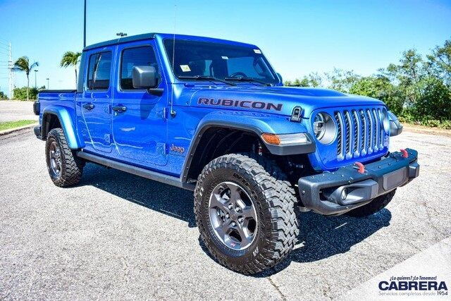2020 Jeep Gladiator Rubicon Arecibo PR