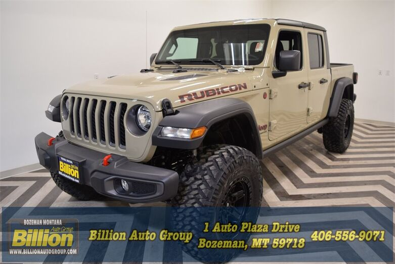 2020 Jeep Gladiator Rubicon Bozeman MT