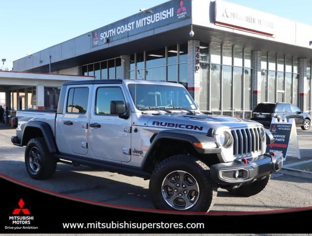 2020 Jeep Gladiator Rubicon Costa Mesa CA