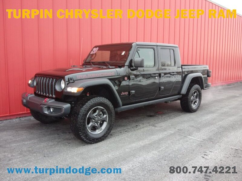 2020 Jeep Gladiator Rubicon Dubuque IA