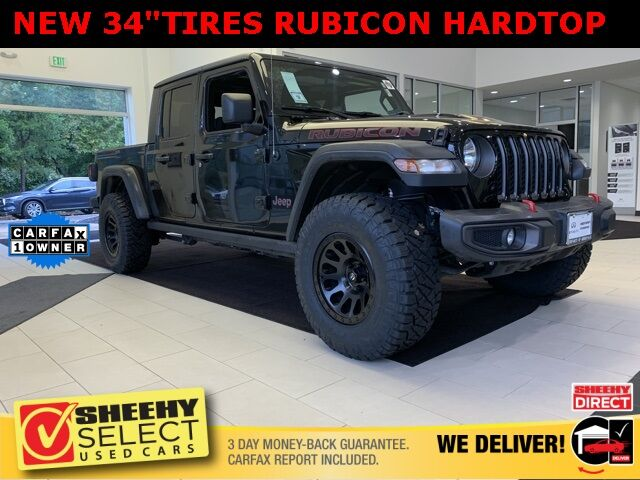 2020 Jeep Gladiator Rubicon Annapolis MD