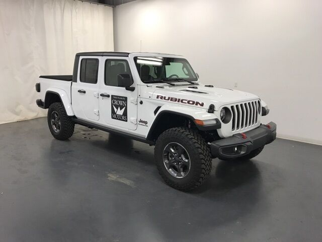 2020 Jeep Gladiator Rubicon Holland MI