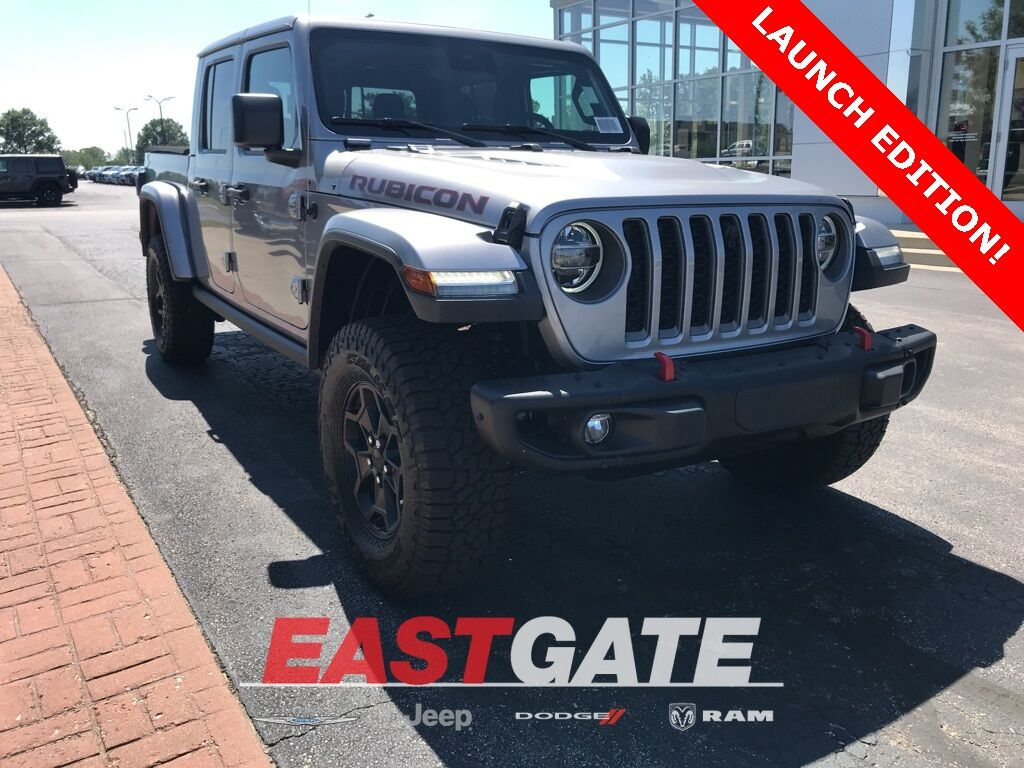 2020 Jeep Gladiator Rubicon Indianapolis IN