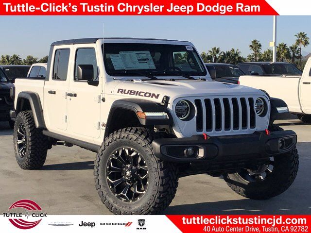2020 Jeep Gladiator Rubicon Tustin CA