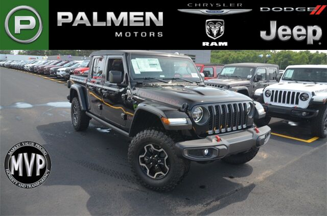 2020 Jeep Gladiator Rubicon Racine WI