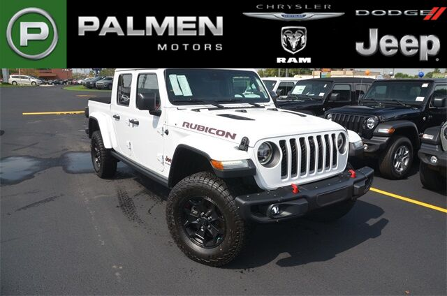 2020 Jeep Gladiator Rubicon Kenosha WI