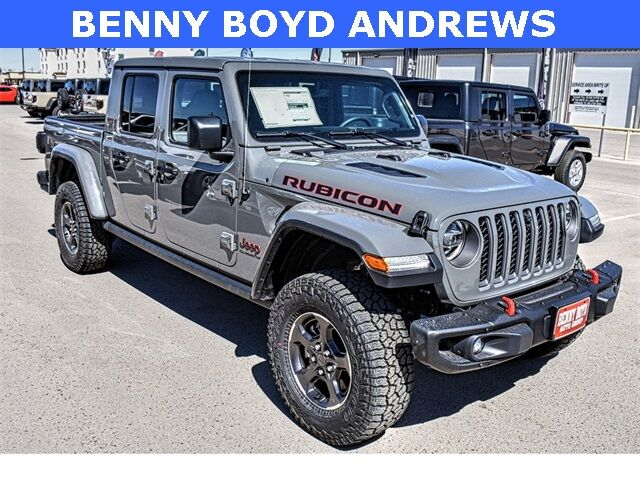 2020 Jeep Gladiator Rubicon Andrews TX