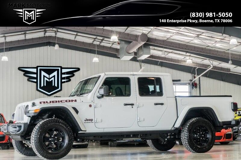 2020_Jeep_Gladiator_Rubicon Launch Edition_ Boerne TX