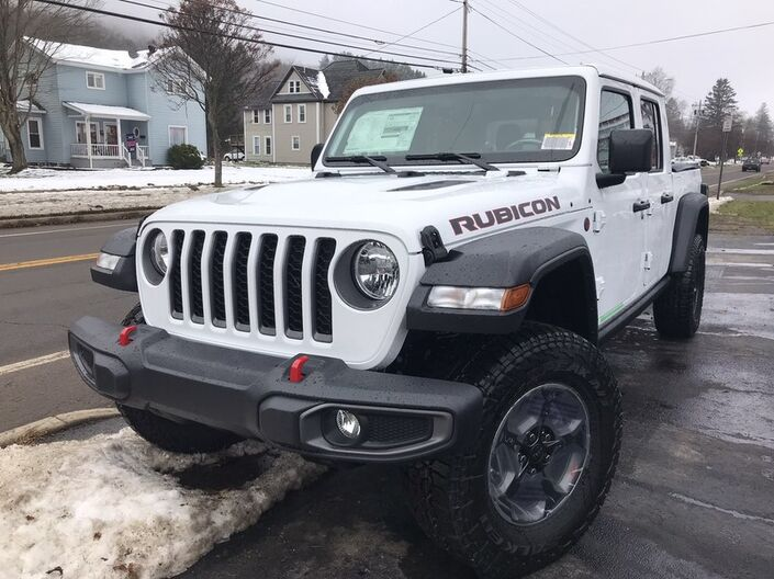 2020 Jeep Gladiator Rubicon Rock City NY