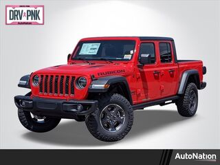 2020_Jeep_Gladiator_Rubicon_ Littleton CO
