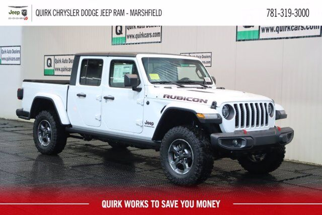 2020 Jeep Gladiator Rubicon Marshfield MA