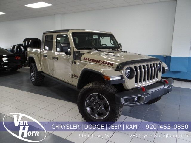 2020 Jeep Gladiator Rubicon Milwaukee WI