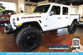 2020_Jeep_Gladiator_Rubicon Pickup 4x4 w/Outlaw Lift_ Scottsdale AZ