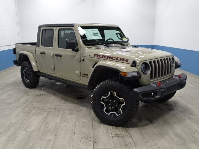 2020 Jeep Gladiator Rubicon Plymouth WI
