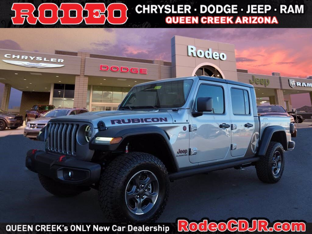 2020 Jeep Gladiator Rubicon Queen Creek AZ