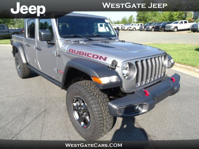 2020 Jeep Gladiator Rubicon Raleigh NC