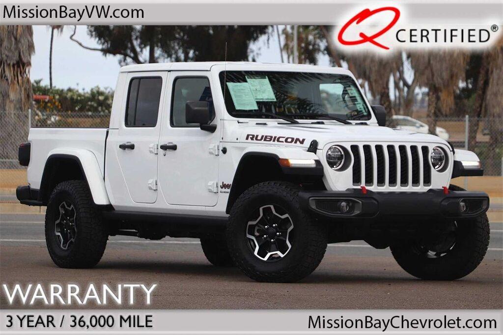 2020 Jeep Gladiator Rubicon San Diego CA