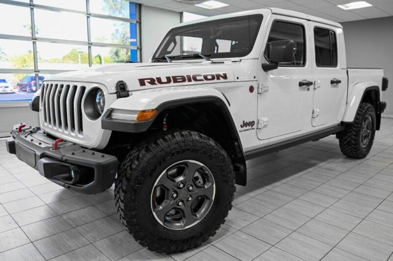 2020 Jeep Gladiator Rubicon Peoria AZ