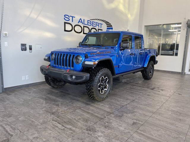 2020 Jeep Gladiator Rubicon St. Albert AB