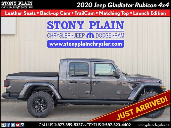 2020 Jeep Gladiator Rubicon Stony Plain AB