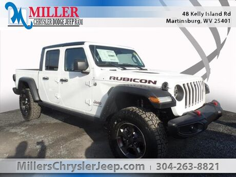 2020 Jeep Gladiator Rubicon Martinsburg