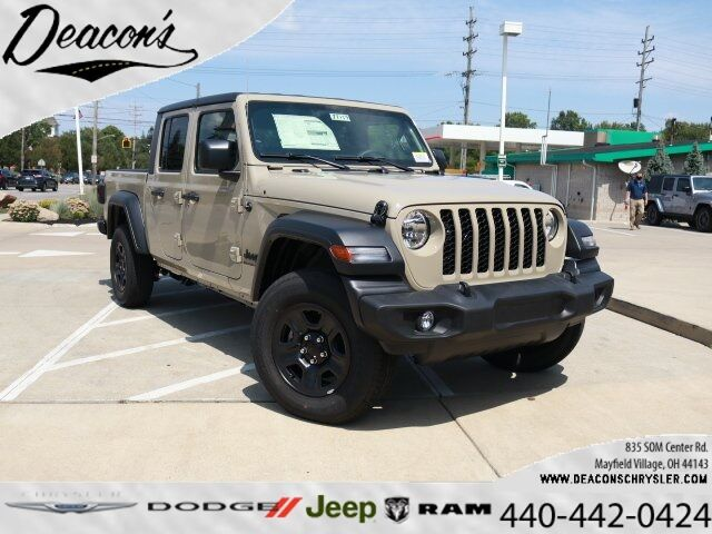2020 Jeep Gladiator SPORT 4X4 Mayfield Village OH