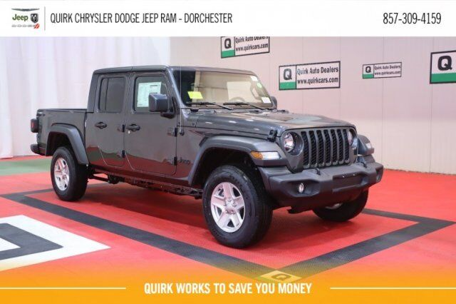 2020 Jeep Gladiator SPORT S 4X4 Boston MA