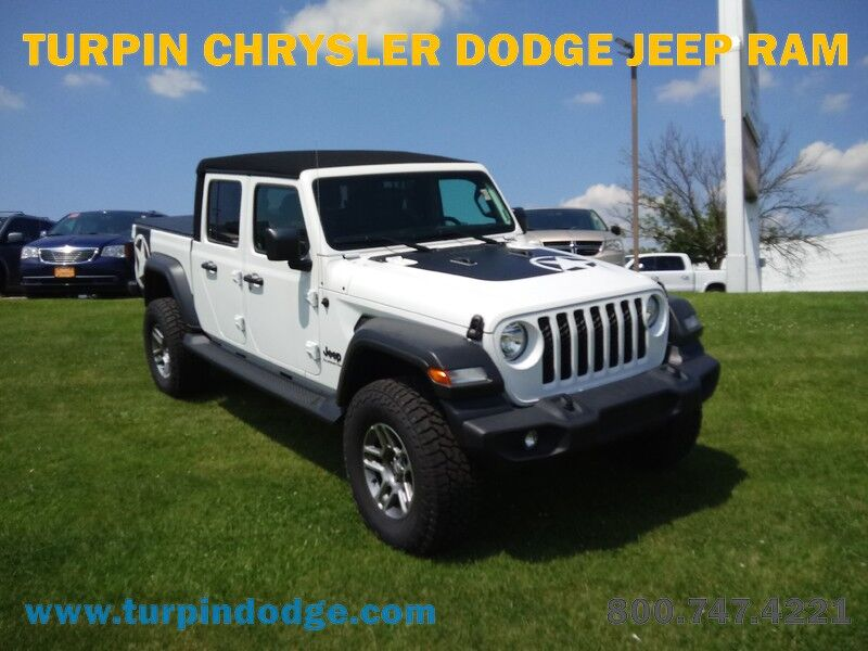 2020 Jeep Gladiator SPORT S 4X4 Dubuque IA