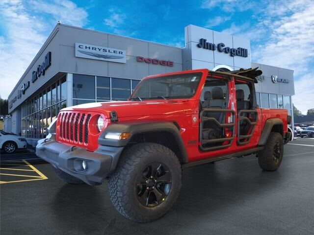 2020 Jeep Gladiator SPORT S 4X4 Knoxville TN