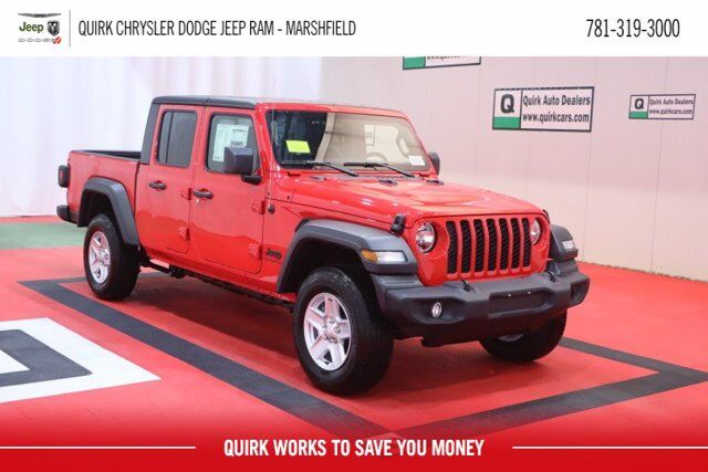 2020 Jeep Gladiator SPORT S 4X4 Marshfield MA