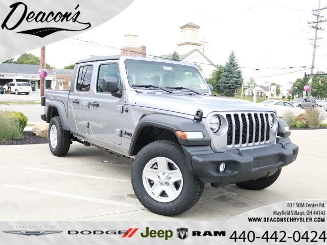 2020 Jeep Gladiator SPORT S 4X4 Mayfield Village OH