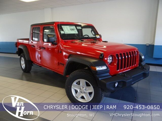 2020 Jeep Gladiator SPORT S 4X4 Milwaukee WI