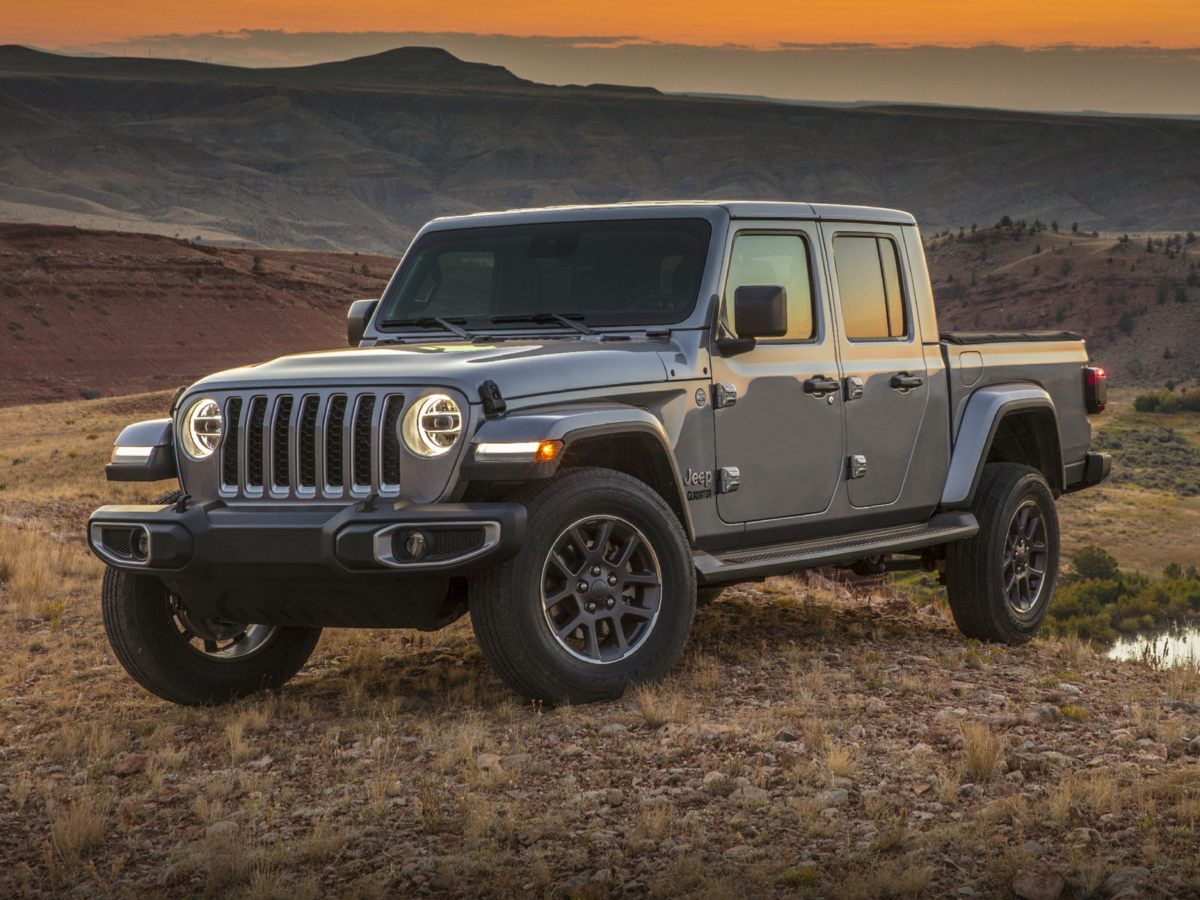 2020 Jeep Gladiator SPORT S 4X4 Shelby OH