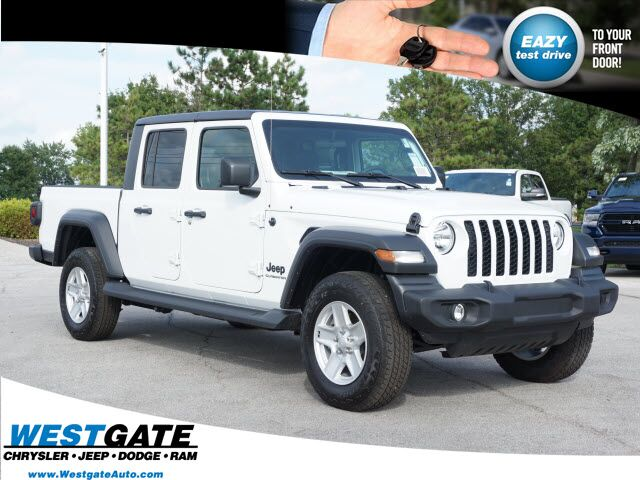 2020 Jeep Gladiator SPORT S 4X4 Plainfield IN